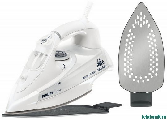 Утюг Philips Azur GC4415 с подошвой SteamGlide